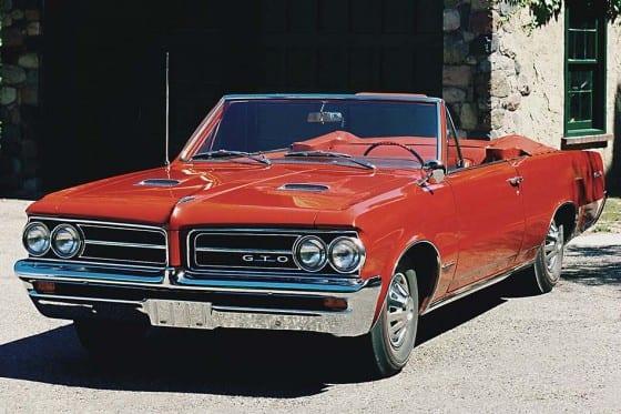 Salao de Detroit - 1964 - Pontiac GTO
