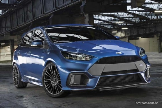 Ford Focus RS 01