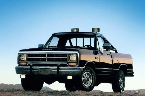 Dodge Power Ram 1986