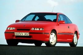 Opel Calibra 16V 1990