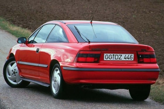 Opel Calibra Turbo 4x4 1992