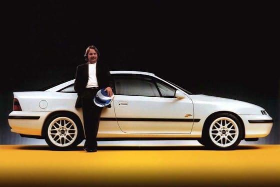 Opel Calibra Keke Rosberg