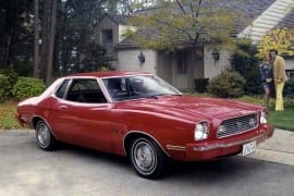 Ford Mustang II 1974