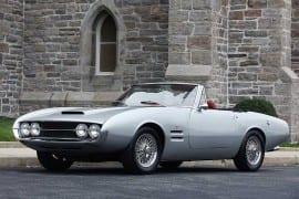 Ghia 450 SS 1966