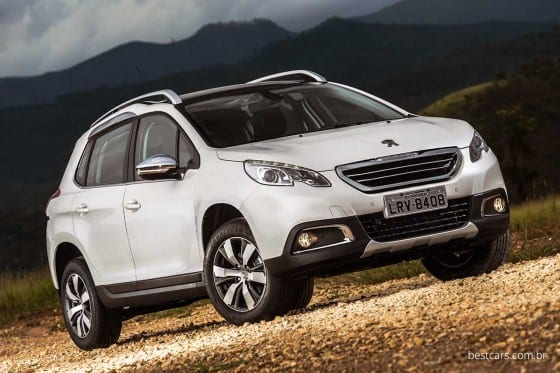 Peugeot 2008 Griffe THP 01