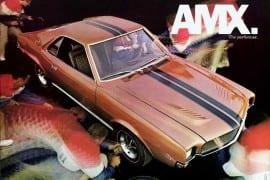 AMC AMX 1969