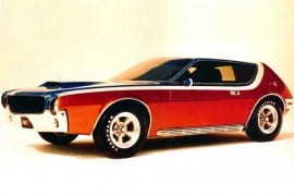 AMX GT (1968)