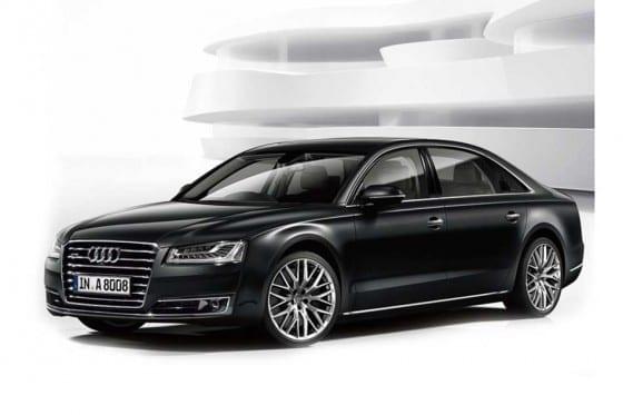 Audi A8 Chaffeur 01