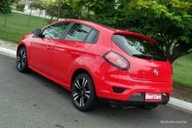 Fiat Bravo TJet