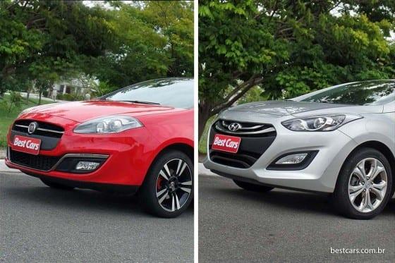 Fiat Bravo TJet vs. Hyundai i30