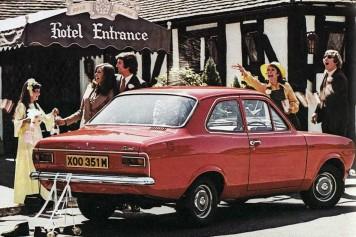 1970 Escort