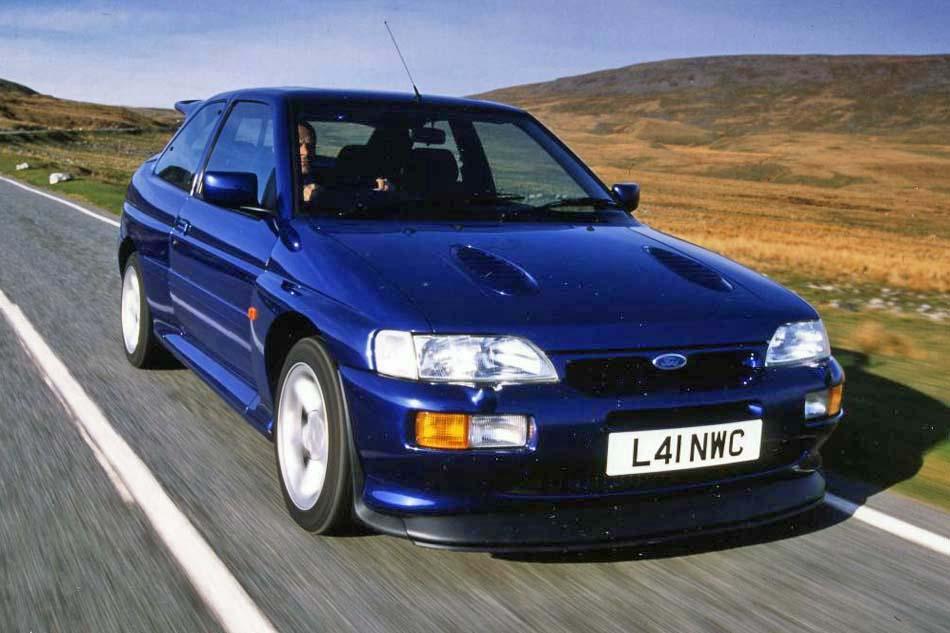 1993 Escort RS Cosworth