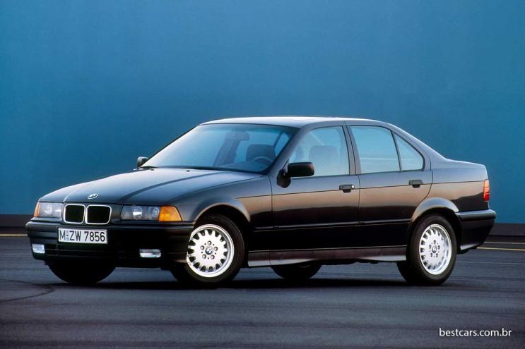 BMW Serie 3 E36 - 1991 318i