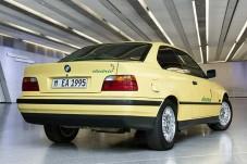BMW Serie 3 E36 - conceito Electro 1995
