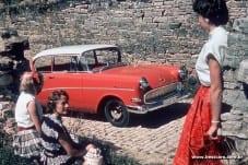 1957 - Opel Rekord