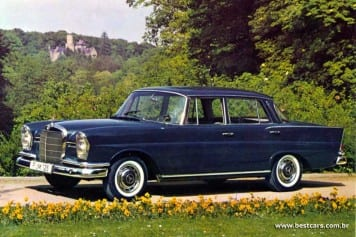 "1959 - Mercedes ""Fintail"""