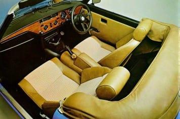 Triumph Spitfire 1980