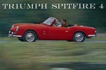 Triumph Spitfire Mk I