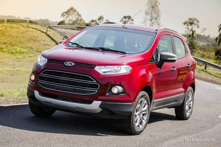 Ford Ecosport Freestyle 2016