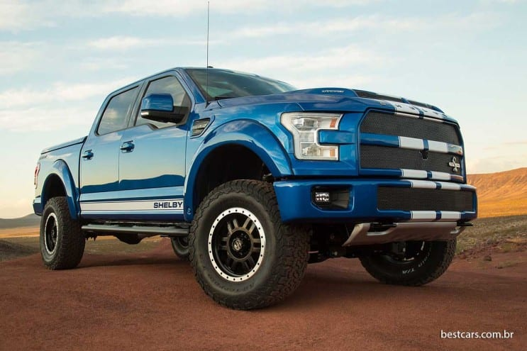 Ford F-150 Shelby 01