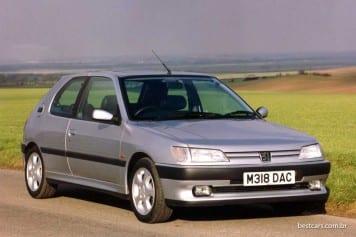 Peugeot 306 1993 S16