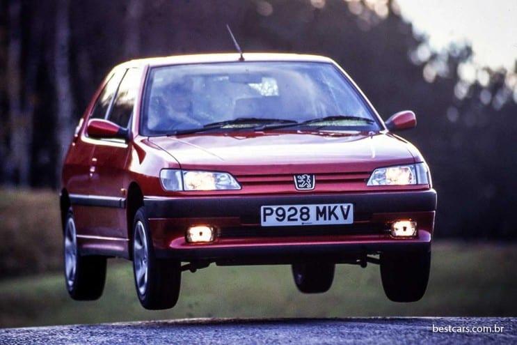 Peugeot 306 1996 GTI-6