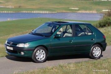 Peugeot 306 1997 Roland Garros