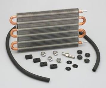 Radiador de oleo de transmissao