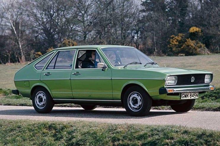Alemanha - VW Passat 1973