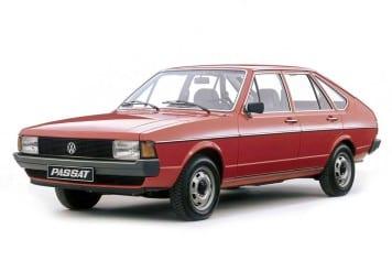 Alemanha - VW Passat 1977