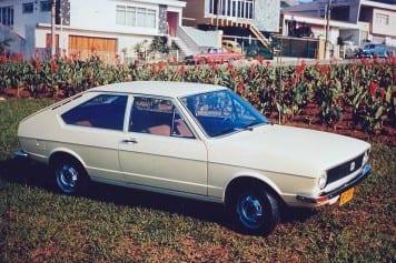VW Passat 1975 LS