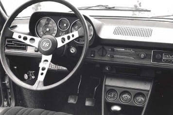 VW Passat 1977 TS