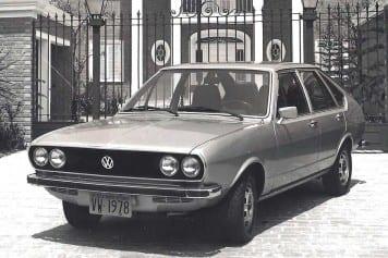 VW Passat 1978 LSE