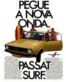 VW Passat 1978 Surf