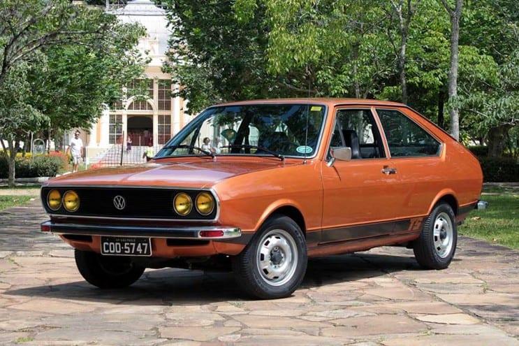VW Passat 1978 TS