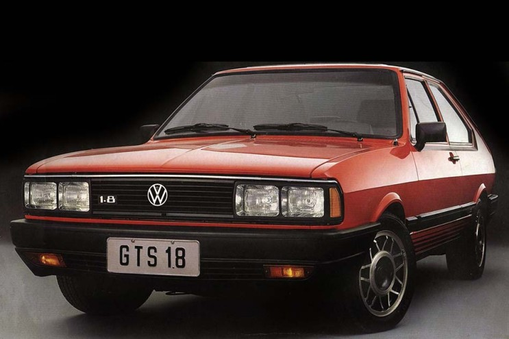 VW Passat 1985 GTS Pointer