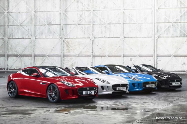 Jaguar F-Type British Design Edition 01