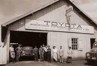Caminhoes Toyota