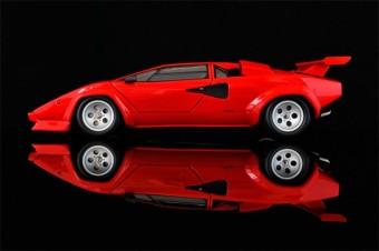 Pôster do Lamborghini Countach, obrigatório nos quartos dos garotos nos anos 80