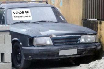 Nem todo carro velho é uma raridade à espera da placa preta