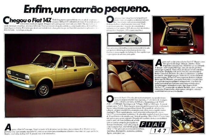 Fiat 147 1977