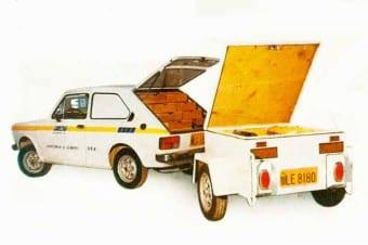 Fiat 147 assistencia
