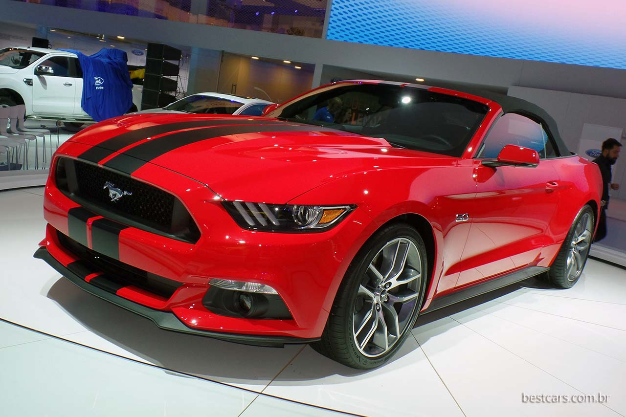 Ford Mustang GT 01