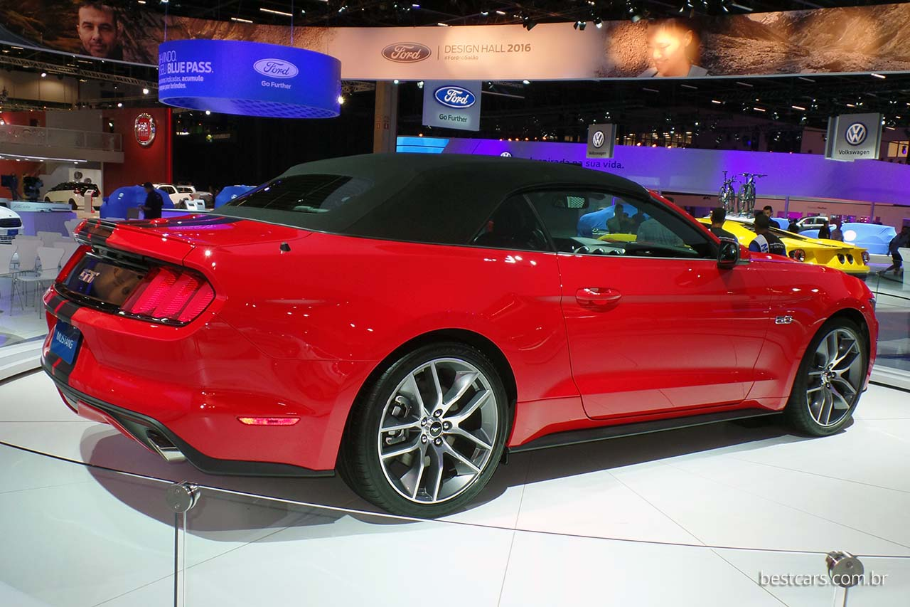 Ford Mustang GT 02