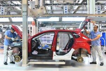 VW Polo fabricacao 01