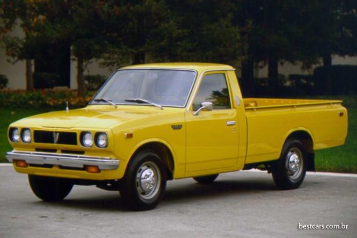 Toyota Hilux geracao 2
