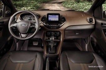 Ford Ka Freestyle 18