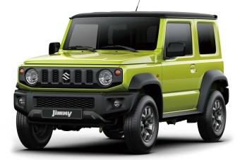 Suzuki Jimny 01