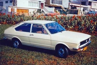 Com suspensão dura, o primeiro VW Passat levou muita gente a ter saudade dos pneus diagonais