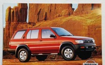 Nissan Pathfinder 1